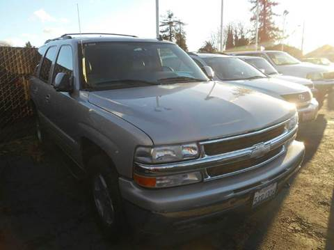 2006 Chevrolet Tahoe for sale in San Jose, CA