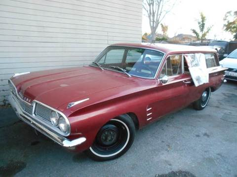 1962 Pontiac Tempest for sale in San Jose, CA
