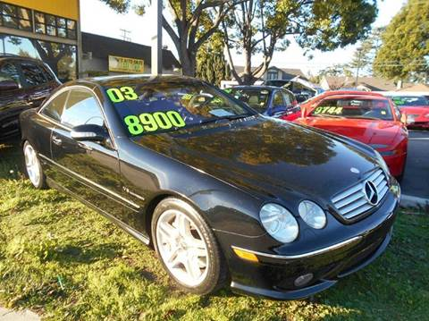 2003 Mercedes-Benz CL-Class for sale in San Jose, CA