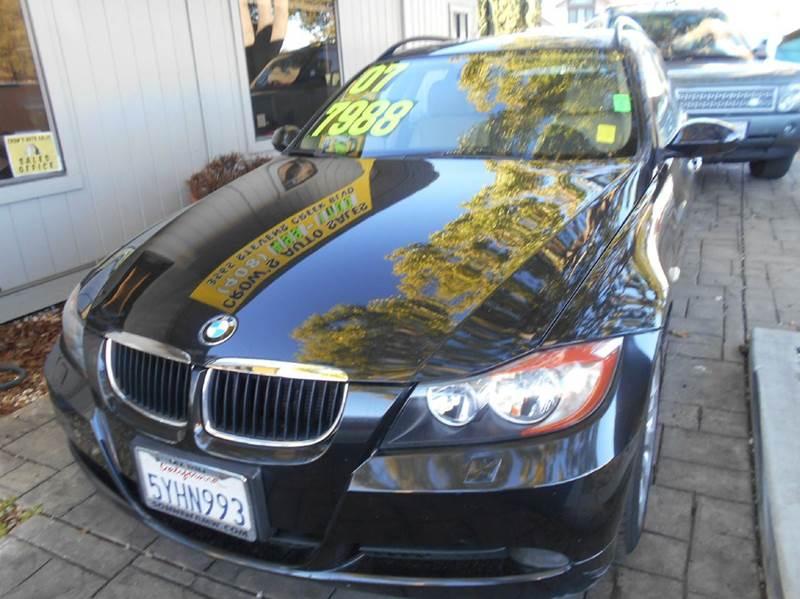 Bmw Series AWD Xi Dr Wagon In San Jose CA Crows Auto - Bmw 328xi wagon for sale