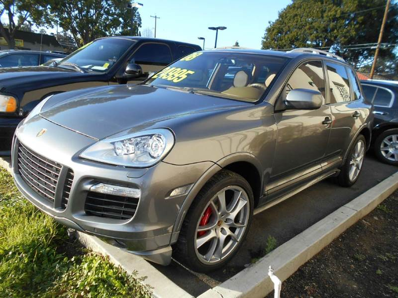 2008 PORSCHE CAYENNE GTS AWD 4DR SUV gray 2-stage unlocking doors 4wd selector - electronic 4wd