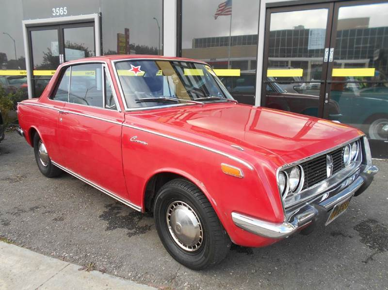 1968 toyota corona in san jose ca crow s auto sales. Black Bedroom Furniture Sets. Home Design Ideas