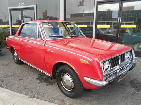 1968 Toyota Corona for sale in San Jose, CA