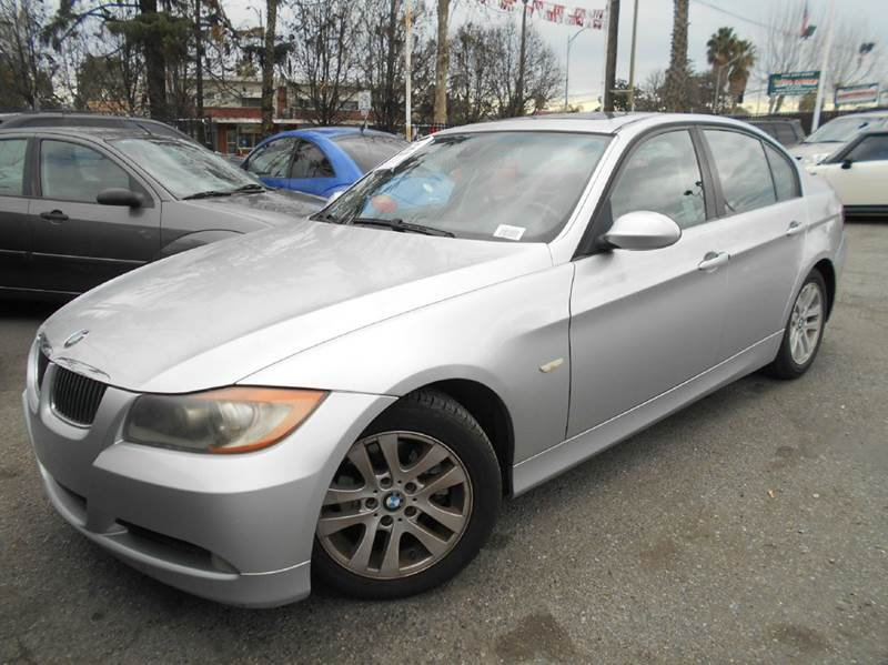 2006 bmw 3 series 325i 4dr sedan in san jose ca crow s auto sales. Black Bedroom Furniture Sets. Home Design Ideas