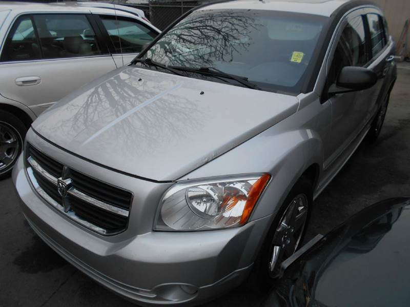 2007 DODGE CALIBER RT AWD 4DR WAGON silver 2-stage unlocking doors 4wd type - full time abs -