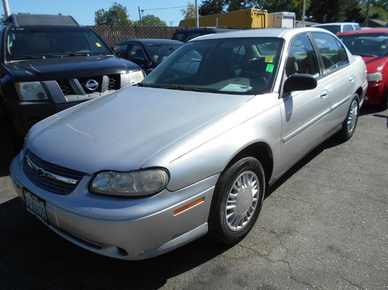 2004 CHEVROLET CLASSIC BASE 4DR SEDAN silver center console cruise control front air conditioni