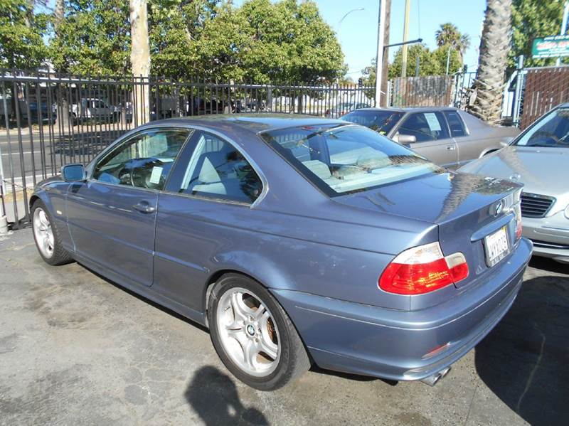 2002 Bmw 3 Series 330Ci 2dr Coupe In San Jose CA  Crows Auto Sales