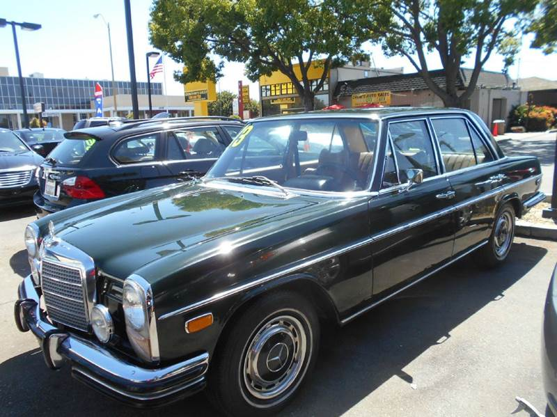 1973 mercedes benz 280 class 280 in san jose ca crow s for Mercedes benz dealership san jose