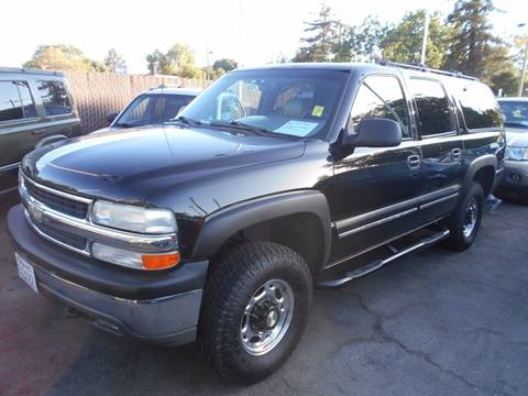 2001 Chevrolet Suburban for sale in San Jose, CA