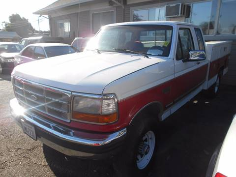 1992 Ford F-250 for sale in San Jose, CA