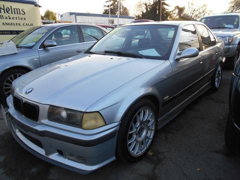 BMW M For Sale Carsforsalecom - 1997 bmw m3 convertible