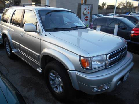 San Jose Toyota >> Used Toyota 4runner For Sale In San Jose Ca Carsforsale Com
