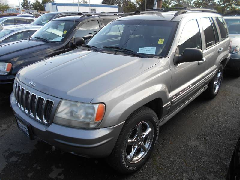 2002 Jeep Grand Cherokee 4dr Overland 4WD SUV   San Jose CA