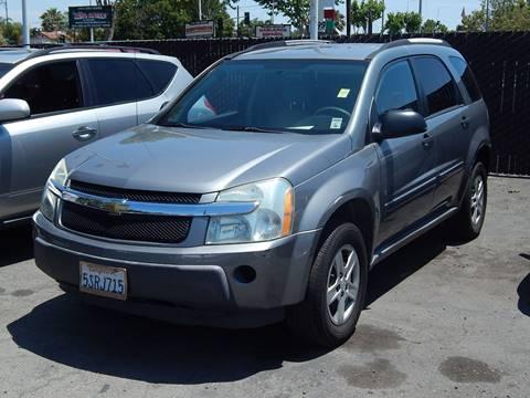Equinox San Jose >> 2006 Chevrolet Equinox For Sale In San Jose Ca