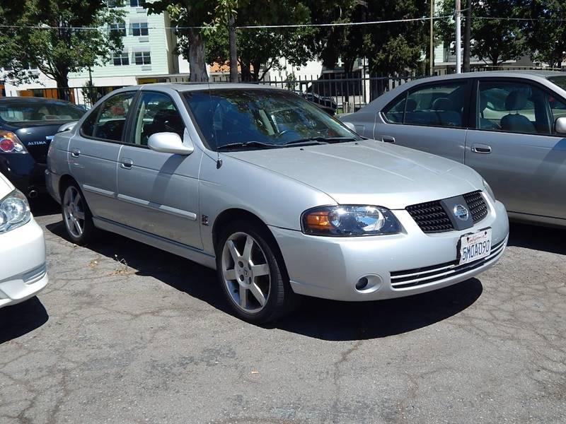 2006 Nissan Sentra Se R Spec V >> 2006 Nissan Sentra Se R Spec V 4dr Sedan In San Jose Ca