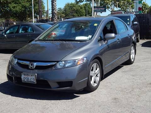 Honda San Jose >> 2011 Honda Civic For Sale In San Jose Ca