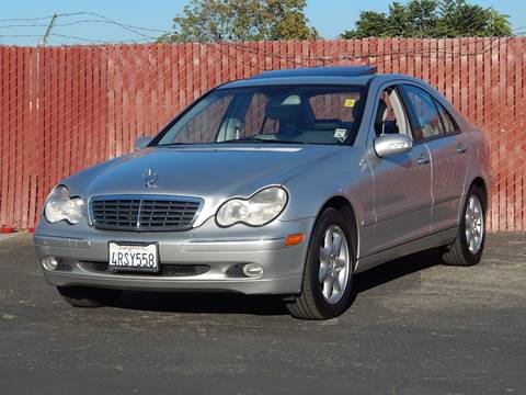 2001 Mercedes-Benz C-Class for sale in San Jose, CA