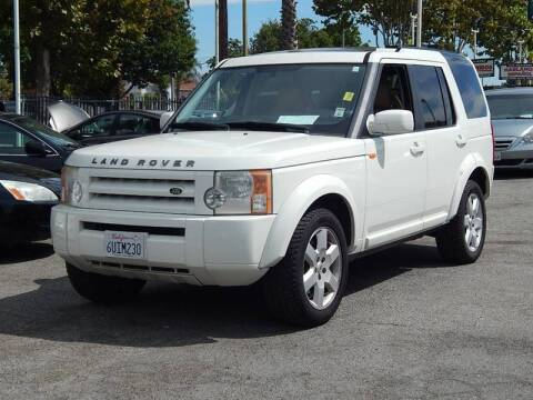 2005 Land Rover LR3 for sale in San Jose, CA