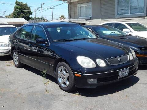 1999 Lexus GS 300 for sale at Crow`s Auto Sales in San Jose CA