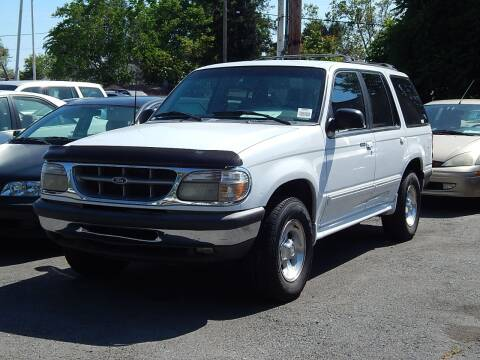 1998 Ford Explorer for sale at Crow`s Auto Sales in San Jose CA