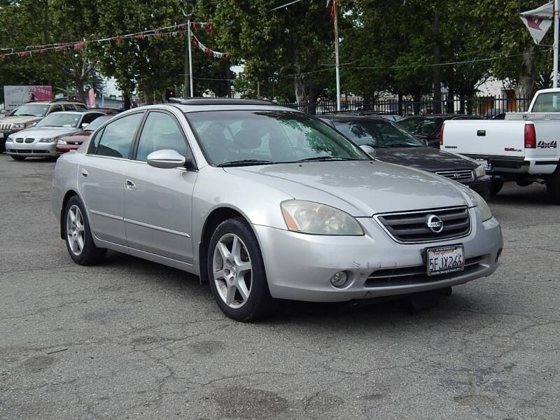 2004 Nissan Altima 3.5 SE