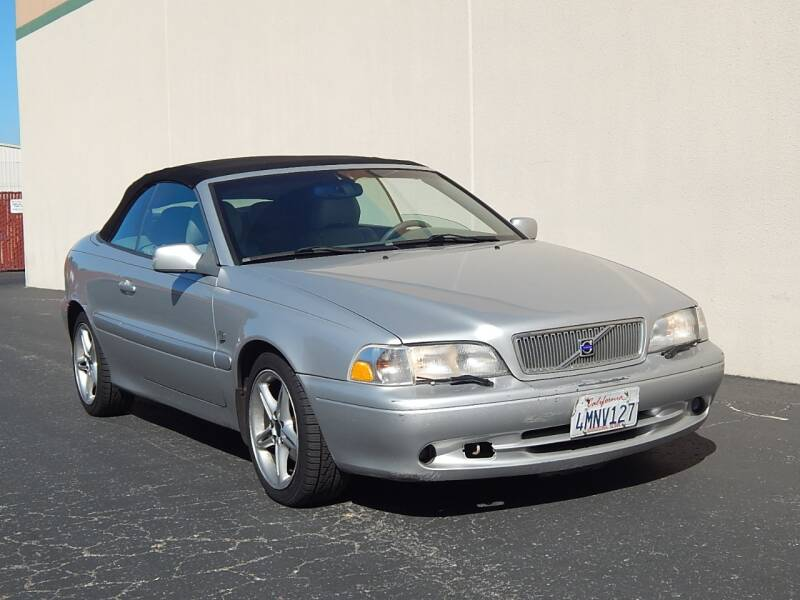 2000 Volvo C70 for sale at Crow`s Auto Sales in San Jose CA