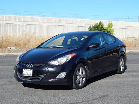 2013 Hyundai Elantra for sale at Crow`s Auto Sales in San Jose CA