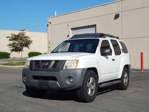 2006 Nissan Xterra for sale at Crow`s Auto Sales in San Jose CA