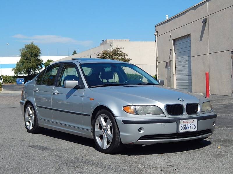 2004 BMW 3 Series for sale at Crow`s Auto Sales in San Jose CA