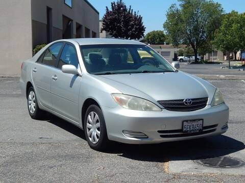 2004 Toyota Camry for sale at Crow`s Auto Sales in San Jose CA