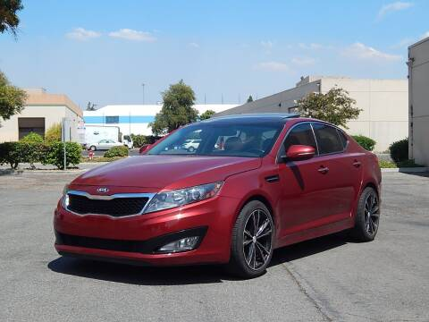 2013 Kia Optima for sale at Crow`s Auto Sales in San Jose CA