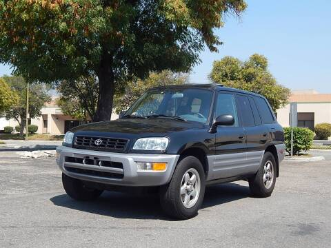 1998 Toyota RAV4 for sale at Crow`s Auto Sales in San Jose CA