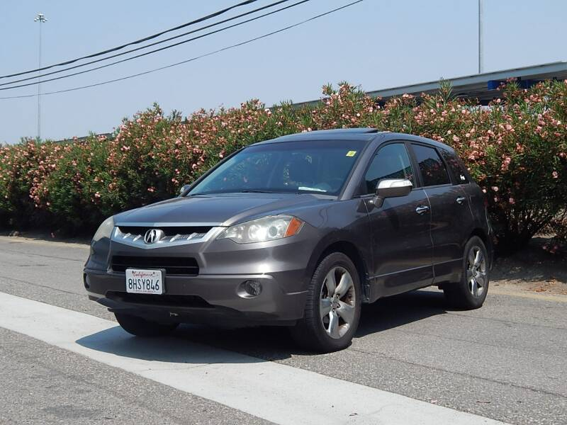2007 Acura RDX for sale at Crow`s Auto Sales in San Jose CA