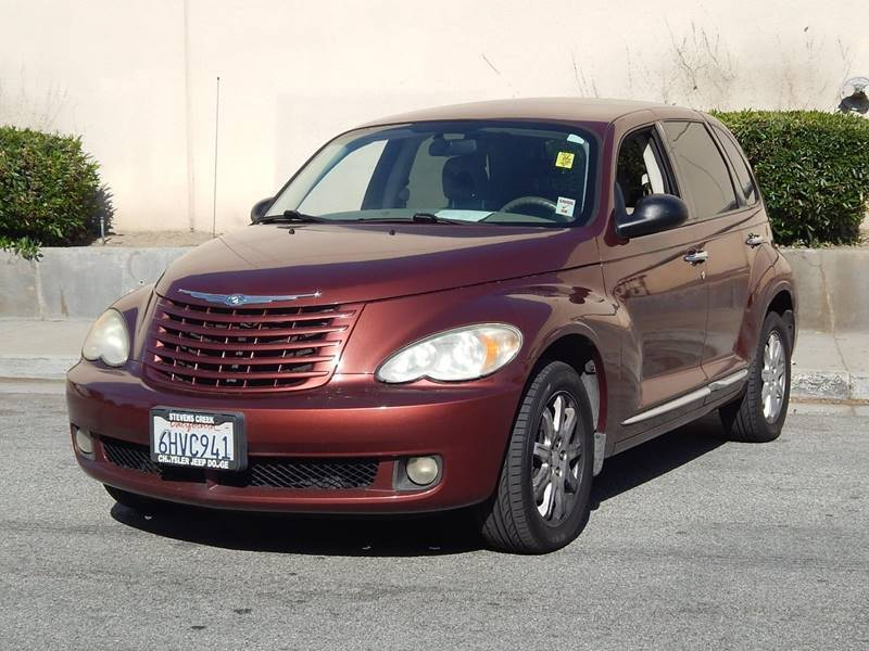 2008 Chrysler PT Cruiser for sale at Crow`s Auto Sales in San Jose CA