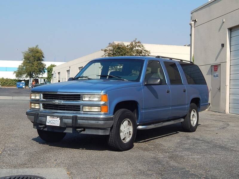 1994 Chevrolet Suburban for sale at Crow`s Auto Sales in San Jose CA