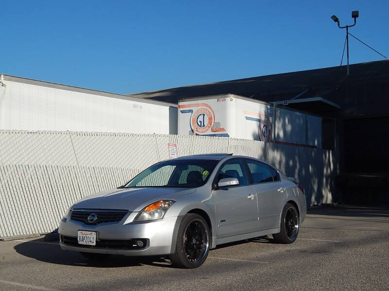 2008 Nissan Altima Hybrid for sale at Crow`s Auto Sales in San Jose CA
