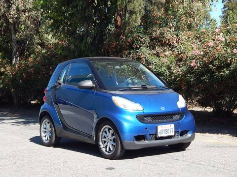 2008 Smart fortwo for sale at Crow`s Auto Sales in San Jose CA