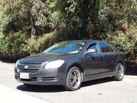 2010 Chevrolet Malibu for sale at Crow`s Auto Sales in San Jose CA