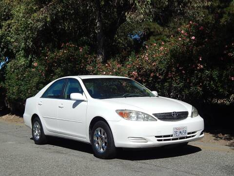 2002 Toyota Camry for sale at Crow`s Auto Sales in San Jose CA
