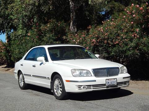 2005 Hyundai XG350 for sale at Crow`s Auto Sales in San Jose CA