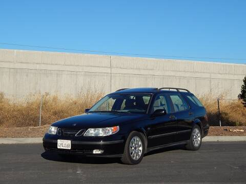 2002 Saab 9-5 for sale at Crow`s Auto Sales in San Jose CA
