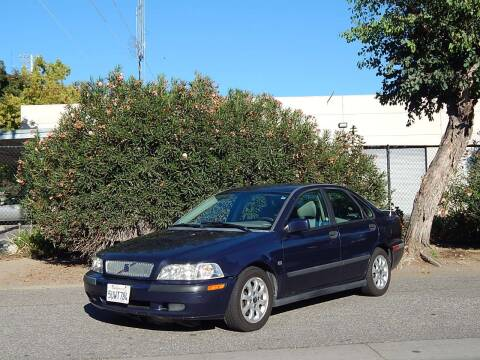 2002 Volvo S40 for sale at Crow`s Auto Sales in San Jose CA