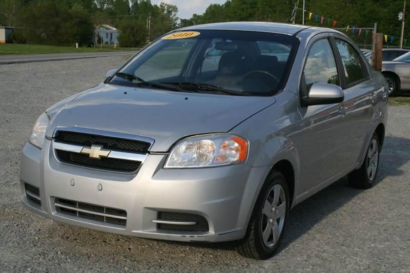 2010 Chevrolet Aveo Lt 4dr Sedan W 1lt In Roanoke Rapids Nc