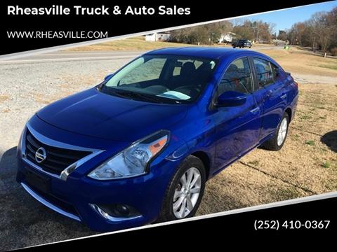 Nissan Of Roanoke Rapids >> 2015 Nissan Versa For Sale In Roanoke Rapids Nc