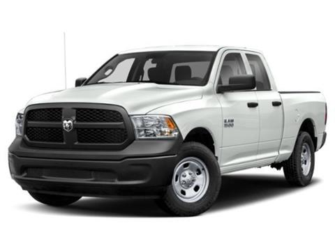 2019 RAM Ram Pickup 1500 Classic for sale at ACADIANA DODGE CHRYSLER JEEP in Lafayette LA