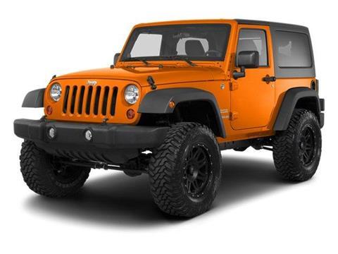 2013 Jeep Wrangler for sale in Lafayette, LA
