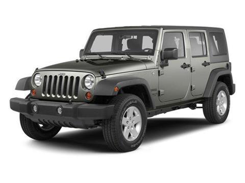 2013 Jeep Wrangler Unlimited for sale in Lafayette, LA