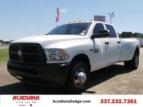 2017 RAM Ram Pickup 3500 for sale in Lafayette, LA