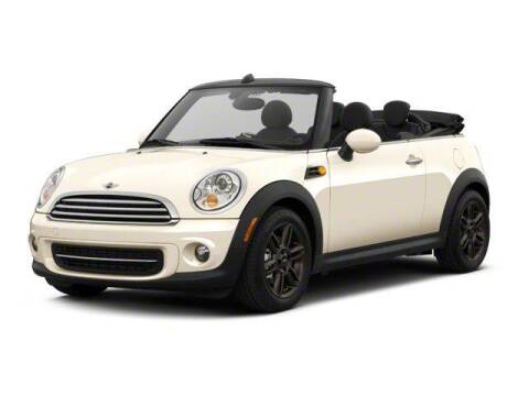 Used Mini Cooper Convertible >> Used Mini Cooper Convertible For Sale In Louisiana