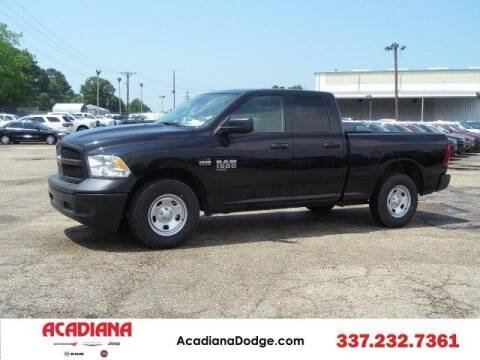 2020 RAM Ram Pickup 1500 Classic for sale at ACADIANA DODGE CHRYSLER JEEP in Lafayette LA